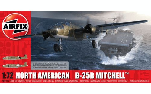 Airfix 1/72 North American B-25B Mitchell