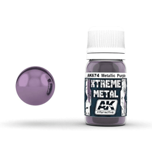 AK Interactive Xtreme Metal Metallic Purple