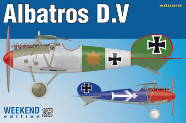 Eduard 1/48 Albatros D.V Weekend Edition
