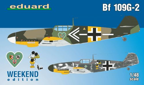 Eduard 1/48 Bf 109G-2 Weekend Edition