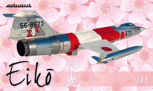 Eduard 1/48 F-104J Eiko Limited Edition