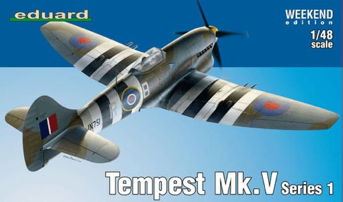 Eduard 1/48 Tempest Mk.V Series 1 Weekend Edition