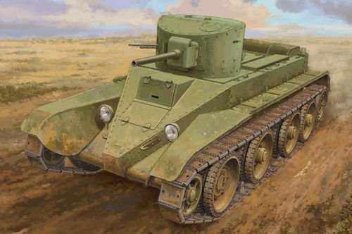 Hobby Boss 1/35 Soviet BT-2 Medium Tank