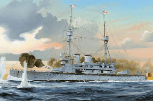 Hobby Boss 1/350 HMS Lord Nelson