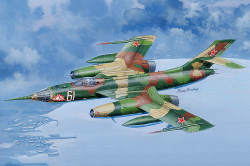Hobby Boss 1/48 Russian Yak-28PP Brewer-E