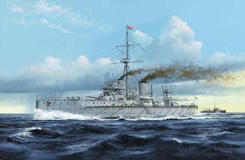 Trumpeter 1/350 HMS Dreadnought 1907