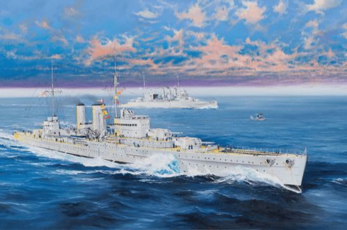 Trumpeter 1/350 HMS Exeter