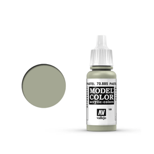 Vallejo Model Colour 70.885 Pastel Green, Acrylic Paint